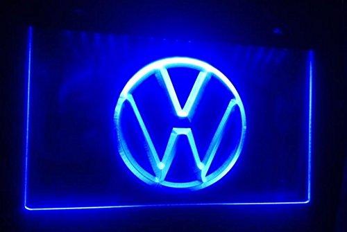 LEDHouse Volkswagen Logo Caracteres Publicidad Neon Cartel ...