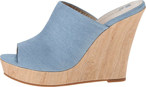 Bc Footwear Womens Terrier Chambray 2