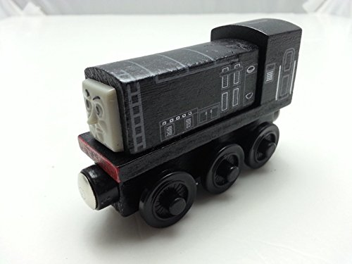 Percy The Train Halloween Costume (Thomas & Friends Diesel Magnetic Wooden Toy Train Loose New In Stock)
