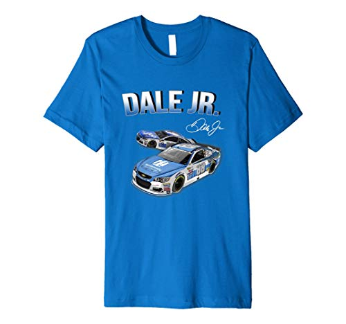 - Dale Earnhardt Jr. Fan For Life - Accomplishments T-Shirt