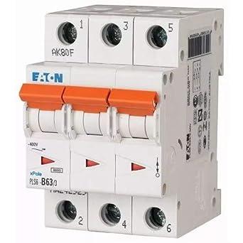 EATON FAZ-Z1/1 Interruptor Automático Magnetotérmico FAZ, 1A, 1P, Curva Z, Caja de 12: Amazon.es: Industria, empresas y ciencia