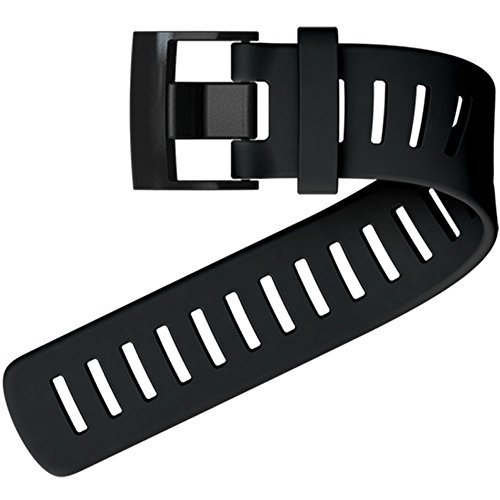 Suunto D4/D4I Novo Replacement Strap Kit (D4i/D6i Novo Black Extension)