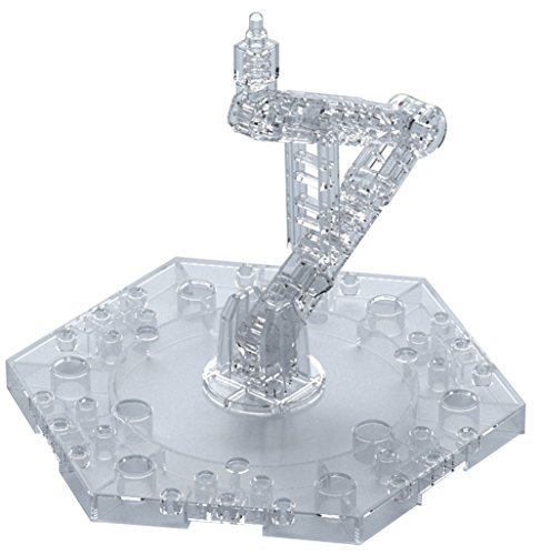 Bandai Action Base 5 Clear