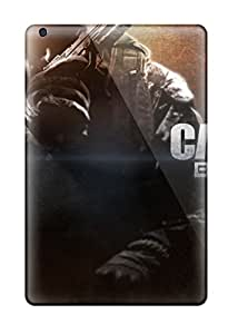 Excellent Ipad Mini 2 Case Tpu Cover Back Skin Protector Call Of Duty Black Ops 2 2013 Game