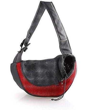 GDSZHS Pet Dog Cat Carrier Sling Hands-Free Shoulder Travel Bag 9c217732b23