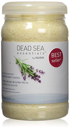 Dead Sea Essentials by AHAVA Dead Sea Bath Crystals, Lavende