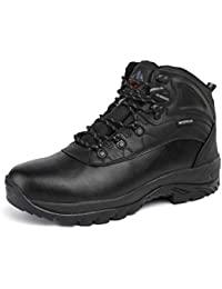 Men's Insulated Waterproof Hiking Winter Snow Boots