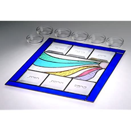 Miriam Seder Plate