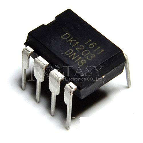10PCS DK1203 DIP-8 DIP Low Power Off line Switching Power Supply Control chip