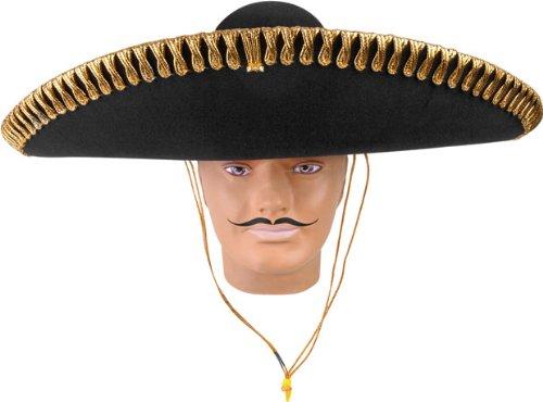 Adult Mariachi Sombrero Costume