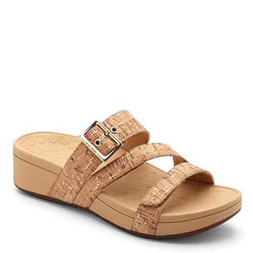 Vionic Women's, Rio Platform Sandal Cork 10 M