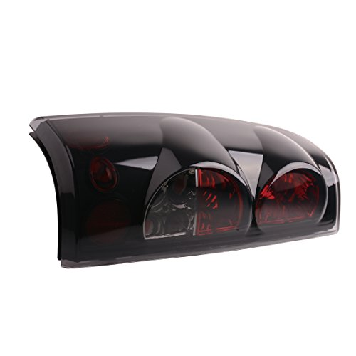линза AUTOSAVER88 Black/Smoke Euro Tail