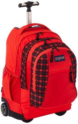 Nursing Bags On Wheels >> JanSport Driver 8 Core Series Wheeled Backpack - Buy Online in UAE. | Luggage Products in the ...