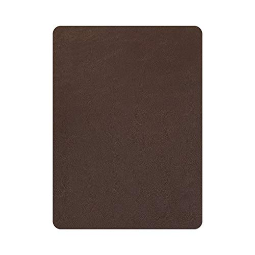 Leather Repair Patch,Self-Adhesive Couch Patch,Multicolor Available Anti Scratch Leather 8X11 Inch Peel and Stick for Sofas, car Seats Hand Bags Jackets (Dark Deerskin)