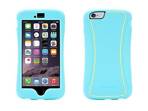 Griffin Survivor Slim for iPhone 6 Plus, (Best Griffin Technology Iphone 6 Plus)