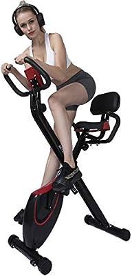 Keumer Multifuncional Bicicleta Estática Control Magnético ...