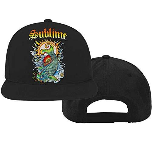 Sublime Koi - Sublime - Snapback Cap Hat - Koi - Badfish - Licensed - New