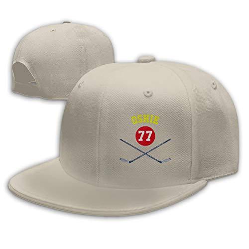 Opheliunm Fanny Adjustable Strapback Dad Baseball Cap T.-J.-Oshie-Print-77 Personalized Trucker Cap Snapback Hat