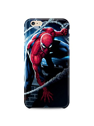 Spiderman for Iphone 6 6s (4.7in) Hard Case Cover (sm18)