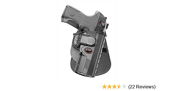 Fobus BRCH Paddle Concealed Holster Beretta PX4 Storm Full Size All Calibers