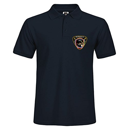 Black Iss Nasa Social - Jsc Short Polo Shirt New Arrival Xx-large T-shirt For Men Autumn - Arrivals New Coach