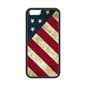 American Flag Use Your Own Image Phone Case for iphone 4 4s,customized case cover ygtg-774844