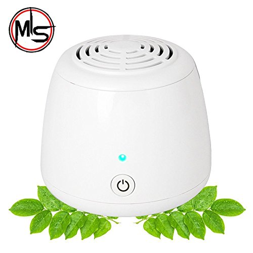 Portable Air Purifier Mini Ozone Generator Purifier Cleaner for Small Bedroom, Pets Room, Refrigerator, Car, Promotion by MY'S by MY'S
