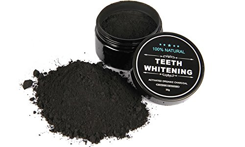 Beauty Care Activated Charcoal Teeth Whitening Powder - Organic Coconut Charcoal - 100% Natural