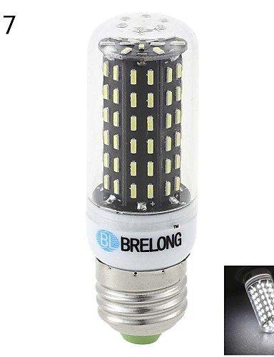 1 pieza brelong LED de maíz Bombillas T E14/G9/E26/E27 15