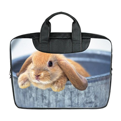 Rabbit Nylon Waterproof Laptop Bag for MacBook Air/Pro 11