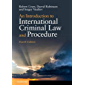 An Introduction to International Criminal Law and Procedure (English Edition)