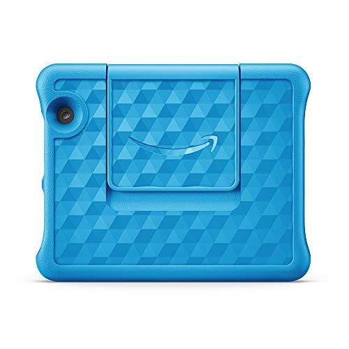 Amazon Kid-Proof Case for Fire HD 8 tablet (Only compatible with 10th generation tablet, 2020 release) Blue