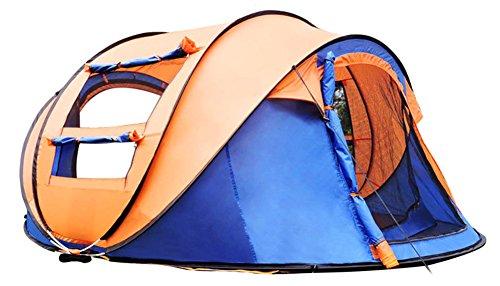 将来の夕方必要としている(デイリー スウィート)Daily Sweet  アウトドア テント ワンタッチテント 簡単設置 5-6人用 通気性抜群 撥水加工 UVカット 紫外線防止 防水 キャンプテント 初心者に向き