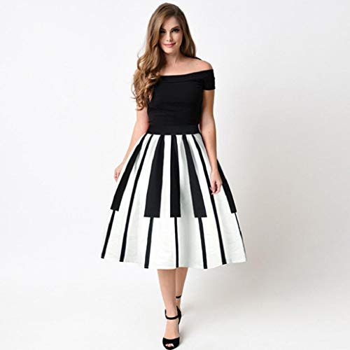 Piano Elegant Valentine Works Girls For Modern As Regali Beautiful Sposa Candlly Flowers Dress Skirts Bianco Short Women aU5wYY