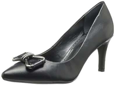 Adrienne Vittadini Footwear Women's Cazenovia Pump,Black,6 M US
