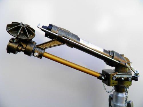 Yuzuak JET35T 2'' - Gear Drive Sprinkler Big Water Gun by DALYA IRRIGATION