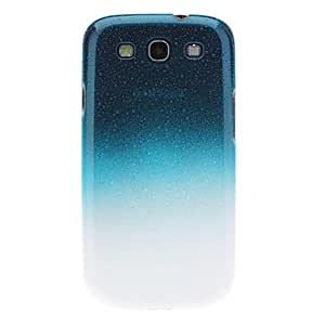 Raindrop Pattern Hard Case for Samsung Galaxy S3 I9300 (Assorted Colors) --- COLOR:Gray