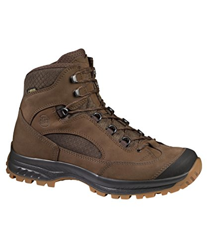 GTX coffee Hanwag Trekkingschuhe 149 Damen Wide Lady Banks 6xT4qxX