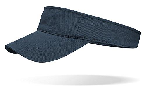 Casquette Ouverte Sun Visor Avec Fermeture Velcro Beige Taille