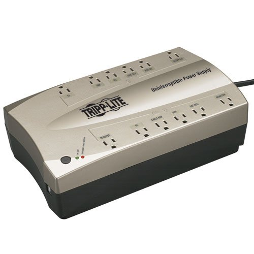 Tripp Lite HT850UPS 750VA 450W UPS Home Theater AVR Compact