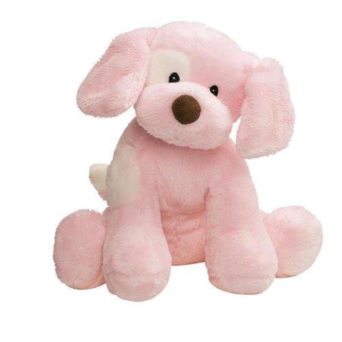 Gund Puppy (GUND Spunky Dog Baby Sound Toy Stuffed)