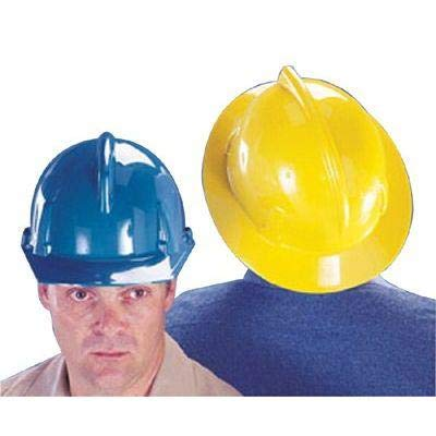 MSA Topgard Protective Caps Hats, Staz-On, Cap, White ()