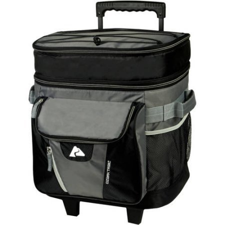 36 Can Cooler Detachable Hardliner BLACK