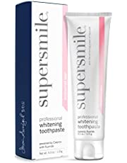 Supersmile Professional Whitening Toothpaste Rosewater Mint, 5 oz
