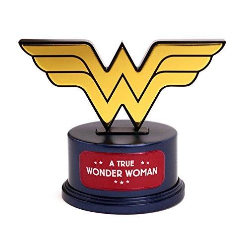 Hallmark Wonder Woman Trophy, Perfect Gift for Mother's Day, Birthday, or Just Because]()