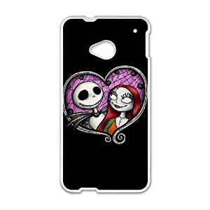HTC One M7 Phone Case The Nightmare Before Christmas A3Z92870