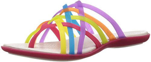 Crocs Women's Rubber Flip Flops and House Slippers and House Slippers