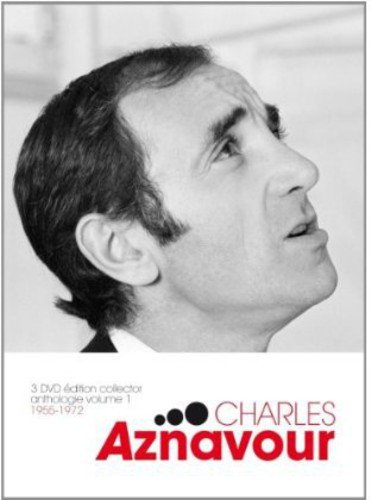 DVD : Charles Aznavour - Anthologie Volume 01: 1955-72 (Canada - Import, NTSC Format)