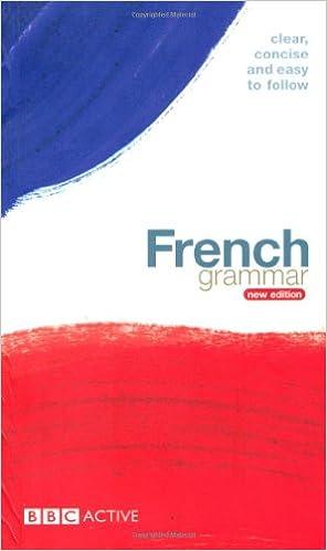 Amazon.com: BBC French Grammar (English and French Edition ...