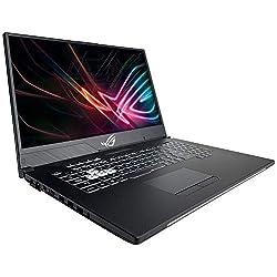 "ASUS GL704GM 17.3"" Full HD ROG Strix Scar II Gaming Laptop - 8th Gen Intel Core i7-8750H CPU up to 4.10GHz, 8GB DDR4 Memory, 256GB SSD, NVIDIA GeForce GTX 1060 6GB GDDR5, Windows 10 Pro"